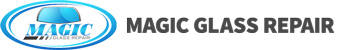 Magic Glass Repair Logo